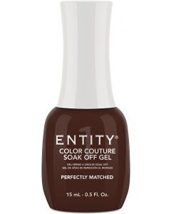 Entity Color Couture Soak-Off Gel Enamel Perfectly Matched